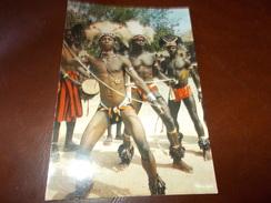 B671 Africa Danceurs Non Viaggiata - Cartoline