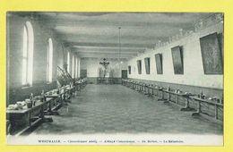 * Westmalle (Malle - Antwerpen) * (E. Desaix) Cistercienzer Abdij, Abbaye, Refter, Refectoire, Klooster, Rare - Malle
