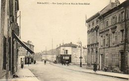 CPA - BAR-le-DUC (55) - Aspect Du Carrefour De La Rue Louis-Jollot Et De La Rue De St-Mihiel En 1926 - Bar Le Duc