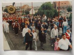 Fürstenberg/Oder, Historischer Umzug, 1. Brückenfest, August 1996 - Fuerstenberg