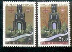 910 - 911 Tomar MNH ** Postfrisch Neuf - 1910-... Republic