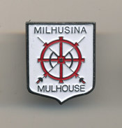 MILHUSINA  MULHOUSE - Scherma