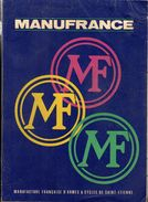 MANUFRANCE 1966 708 PAGES - Do-it-yourself / Technical