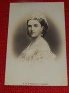 S.M. L'Impératrice Charlotte , Impératrice Du Mexique - Fille De Léopold II  -  1902 - Koninklijke Families