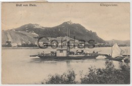 Germany - Konigswinter - Gruss Vom Rhein - Koenigswinter