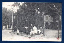 94. Villiers Sur Marne. Angle Du Gros Chêne Et Rue Du Lac. Restaurant Du Vieux Chêne. 1911 - Villiers Sur Marne