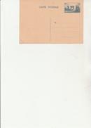 ENTIER POSTAL - DEFILE DU 11 NOVEMBRE -CARTE N° 403 CP2 - ANNEE 1939-40  - COTE : 15 € - Ganzsachen