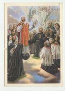 Martiri Di Laval - Cartolina Viaggiata 1955 - Devotion Images