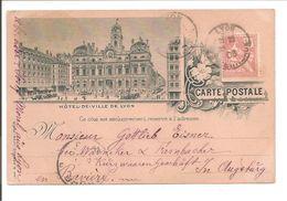 69 Lyon. Précurseur Lithographie. 4 Vues - Lyon