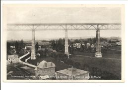 Moresnet. Groeten Uit. Groote Spoorbrug. Fotokaart/Carte Photo 1939 - Kelmis