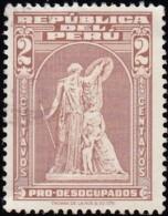 PERU - Scott #RA34 Protection (*) / Used Stamp - Peru