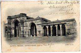 JUMMA MUSJID, AHMEDABAD. - India