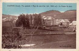 Lot De 3 Cpa      LAJOUX - France