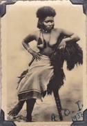NUDE/NU/DESNUDO, EROTIQUE, TITS, ETHNIC - CIRCA 1930s - BLEUP - Afrique Du Sud, Est, Ouest