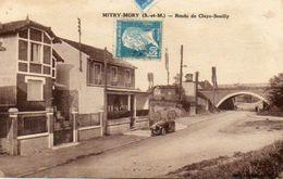 CPA - MITRY-MORY (77) - Aspect De La Rue De Claye-Souilly Dans Les Années 30 - Mitry Mory