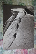 TAJIKISTAN - Gorno-Badakhshan Autonomous Region, Pamir Mountains - Old Soviet Postcard 1963 Mountaineering L'alpinisme - Tajikistan