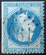 GC 961 - CHATILLON EN BAZOIS - NIEVRE - 1849-1876: Période Classique
