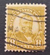 U. GRANT 1922/25 - OBLITERE - YT 235 - MI 270 - Used Stamps