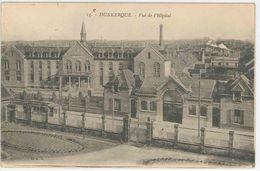 59 -- DUNKERQUE -- Vue De L'hôpital - Dunkerque