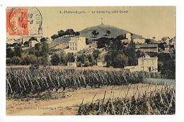 CHATEL-GUYON  (cpa 63)  Le Calvaire (côté Ouest) - Châtel-Guyon