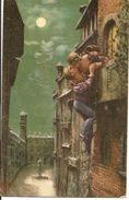 L40B007 - Giulietta E Romeo - Roméo Et Juliette - Le Baiser Au Clair De Lune - A.Traldi N°01336 - Spectacle
