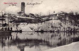 Alessandria -Màsio Con La Neve - - Alessandria
