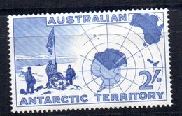 Sello Nº 1 Australian Antartic Territory - Territorio Antártico Australiano (AAT)