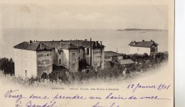 Bandol Le Grand Hotel Des Bains Et Annexes 1901 (OT 14) - Bandol