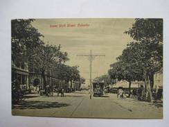CEYLAN  -  COLOMBO   -  LOWER YORK  STREET         TRES   ANIME        TTB - Sri Lanka (Ceylon)