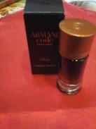Miniature Parfum Armani Code Profumo - Miniature Bottles (in Box)