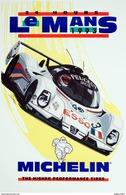 Le Mans 1993 Michelin - Carte Photo Moderne - Le Mans