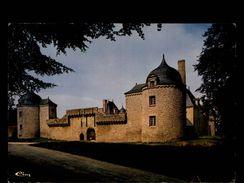 22 - MONCONTOUR - Chateau - Moncontour