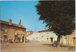 54 - ESSEY-les-NANCY : La Poste - L'Hôtel De Ville - Arbre De La Victoire - France