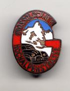 ALPINISM GROSSGLOCKNER AUSTRIA ENAMEL - Alpinism, Mountaineering