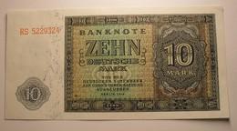 1948 - Allemagne - Germany - 10 DEUTSCHE MARK - RS 5229324 - [ 5] 1945-1949 : Allies Occupation