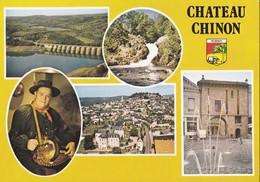 Château-Chinon Multivues - Chateau Chinon