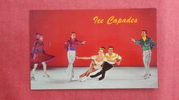 Ice  Capades  Atlantic City NJ Ref 2724 - Cartes Postales