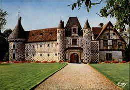 14 - SAINT-GERMAIN-DE-LIVET - Chateau - France