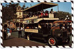 Y2189 Disneyland Omnibus  2 SCANS - Disneyland