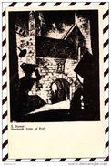 Y2204 S GLUMAC DUBROVNIK VRATA AD PLACA  2 SCANS - Malerei & Gemälde