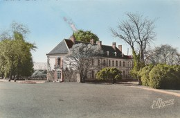 L'ABBAYE  DE SELLIERES - BELLE CARTE COULEUR - - Romilly-sur-Seine