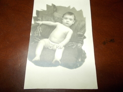 B671 Bambini Premiata Fotografia A.soprani Civitavecchia Cm13,5x8,5 - Enfants
