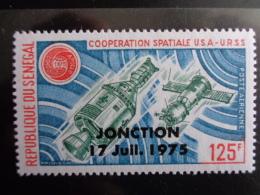 SENEGAL 1975 P.A. Y&T N° 148 ** - COOPERATION SPATIALE U.S.A - U.R.S.S - Senegal (1960-...)