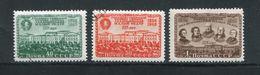 RUSSIE- Y&T N°1389 à 1391- Oblitérés - 1923-1991 URSS