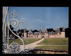 14 - GRANCHAMP-LE-CHATEAU - Chateau - France