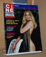 Ciné Revue 6 8/2/1979 Kirk Douglas, Laraine Day, Sylvia Kristel, éléonore Klarwein, Jane Birkin, Roger Carel - Cine