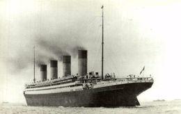 SS OLYMPIC   9* 14  CM  Bateau, Barco,  Bateaux, Navire - Barcos