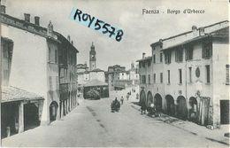 Emilia Romagna-faenza Borgo D'urbecco Bellissima Veduta Animata Borgo - Faenza