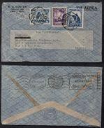 PEROU - PERU - LIMA - LUFTHANSA /1936 LETTRE AVION POURLA FRANCE (ref LE1682) - Peru