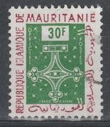 Mauritania, Official, 30f., 1961, VFU - Mauritania (1960-...)